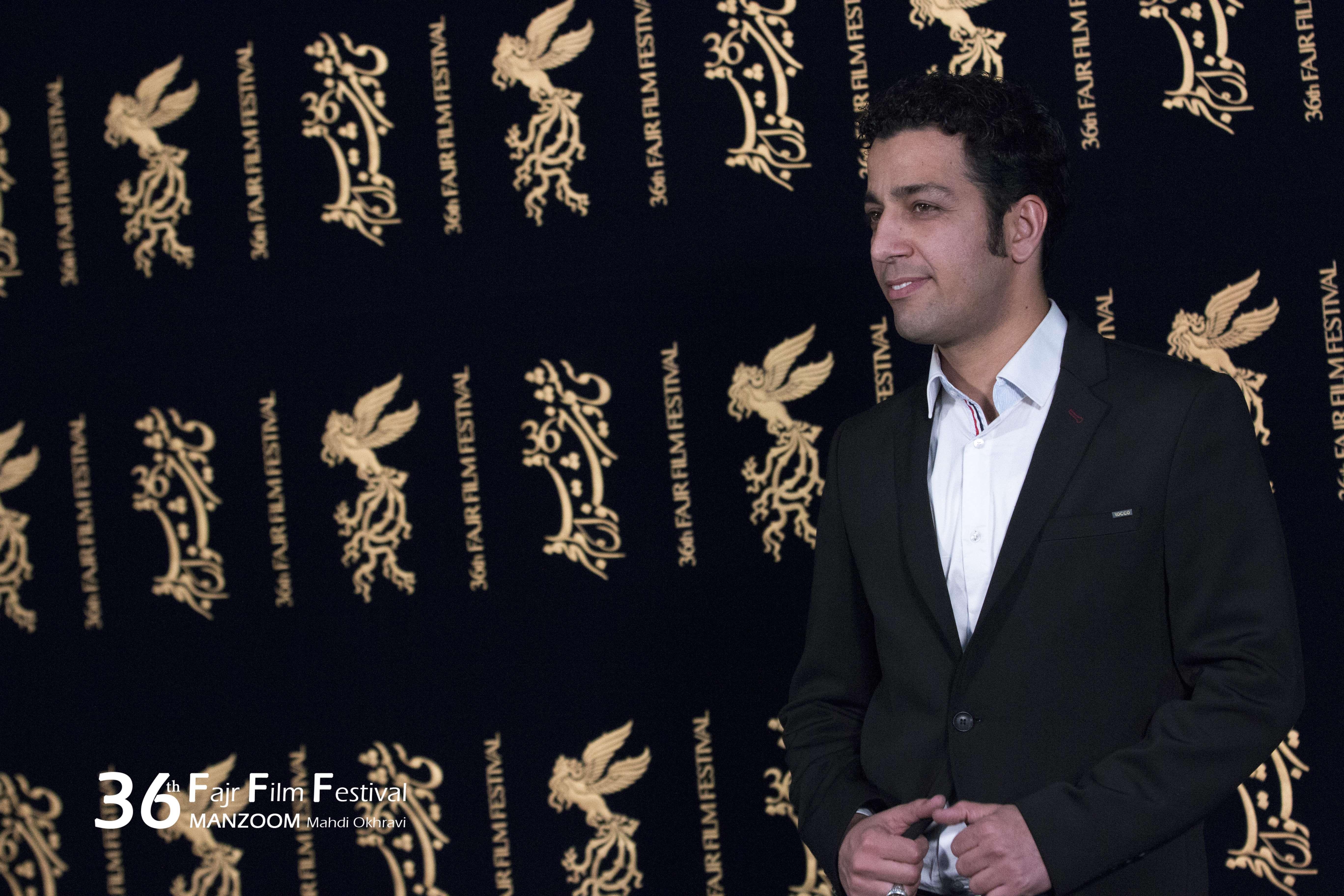 هادی بهروز در جشنواره فیلم سینمایی لاتاری