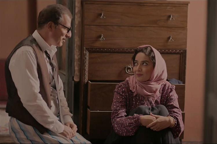 رامین ناصرنصیر و الهام نامی در سریال شهرزاد 3