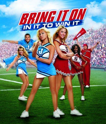 Cassie Scerbo در صحنه فیلم سینمایی Bring It On: In It to Win It به همراه Michael Copon، Ashley Benson، Jennifer Tisdale، Noel Areizaga و Anniese Taylor Dendy