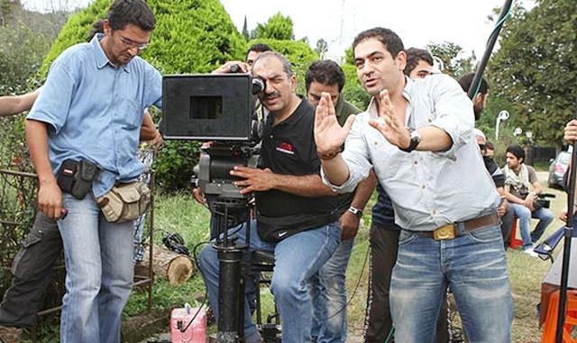 پشت صحنه فیلم سینمایی سوفی و دیوانه با حضور مهدی کرمپور