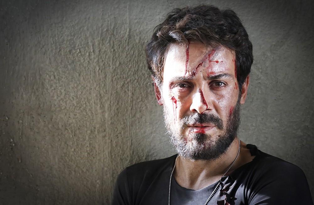 کاوه سماک باشی در فیلم سینمایی اشنوگل