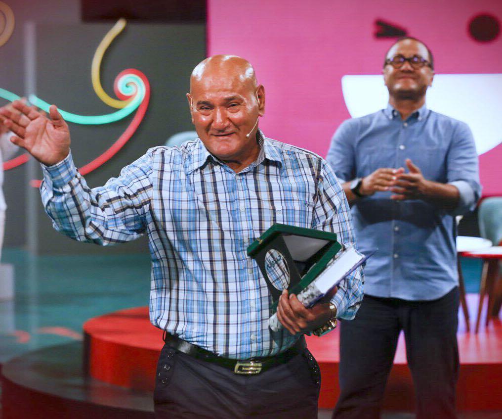 رامبد جوان در برنامه تلوزیونی خندوانه