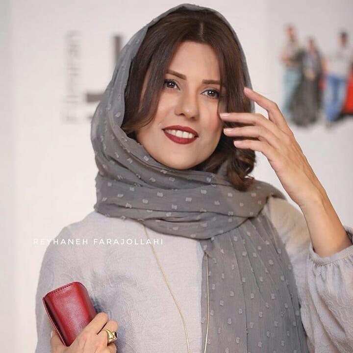 سارا بهرامی  در فیلم سینمایی هزار پا