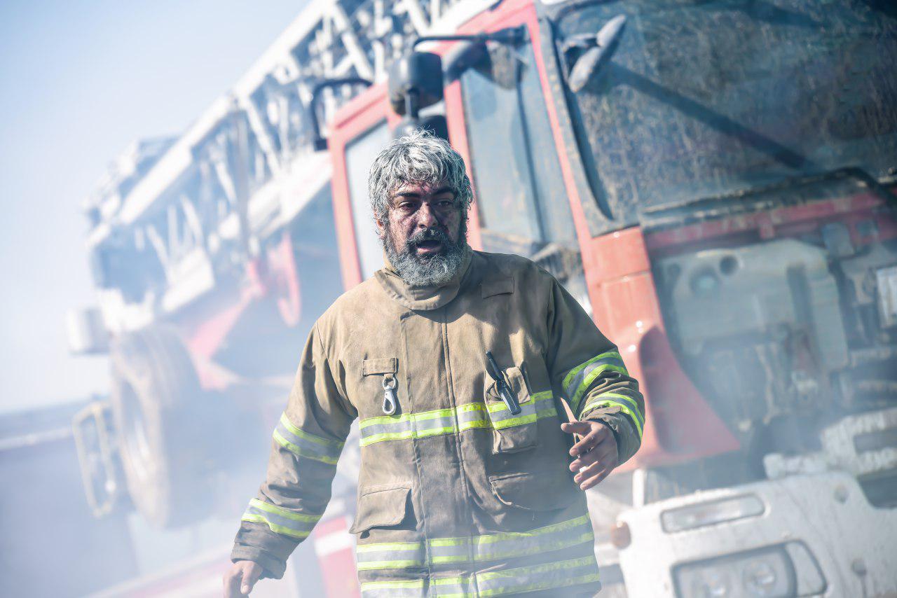 مهدی پاکدل در فیلم سینمایی چهارراه استانبول