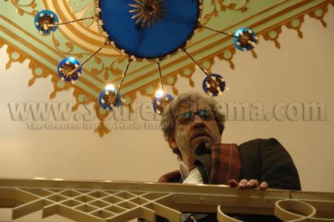 مسعود رایگان در فیلم زادبوم
