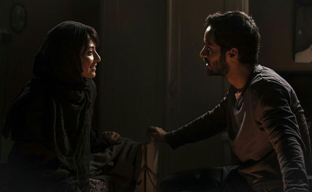 ساعد سهیلی و آناهیتا افشار در فیلم سینمایی پل خواب