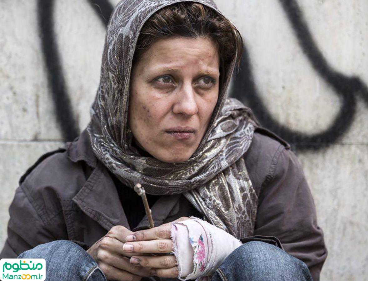سارا بهرامی در فیلم سینمایی دارکوب