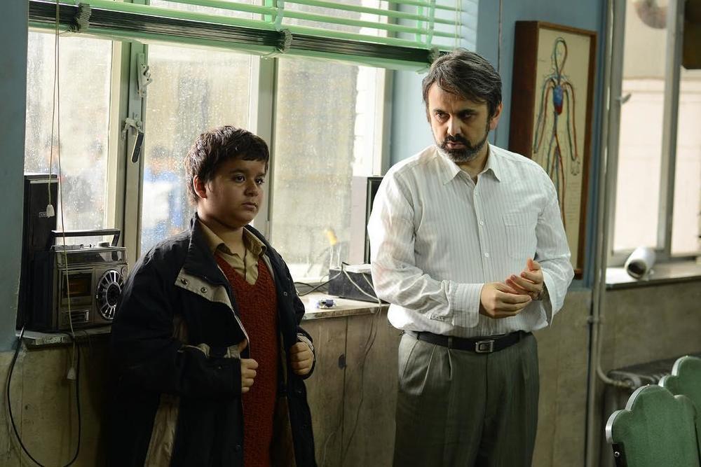 حبیب رضایی در فیلم سینمایی بمب یک عاشقانه