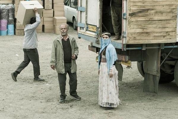 سعید آقاخانی در فیلم سینمایی کامیون