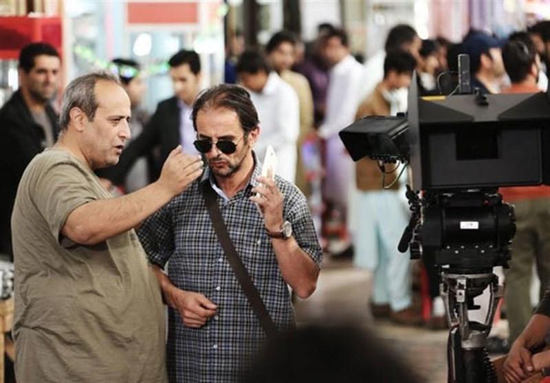 امین حیایی و حمید نعمتالله در فیلم سینمایی شعلهور