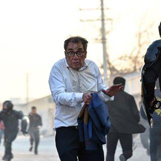 سیامک انصاری در فیلم ساعت 5 عصر