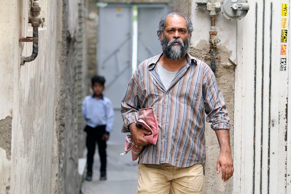 نادر فلاح در فیلم سینمایی سد معبر