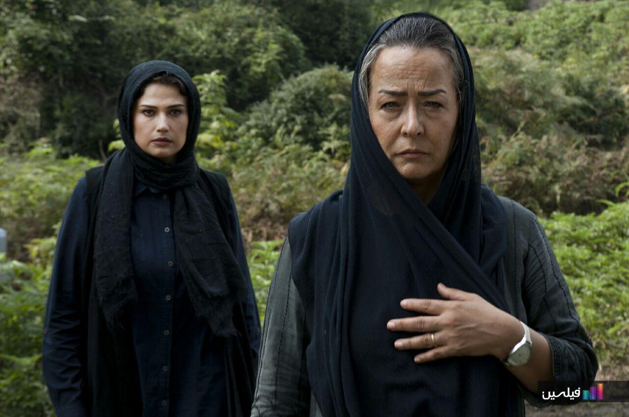 آزیتا حاجیان در فیلم ماه در جنگل