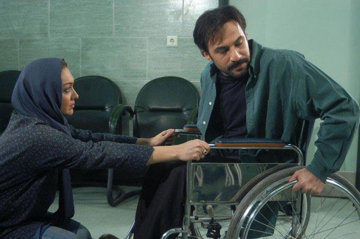 نیکی کریمی و امیر آقایی در فیلم زن دوم