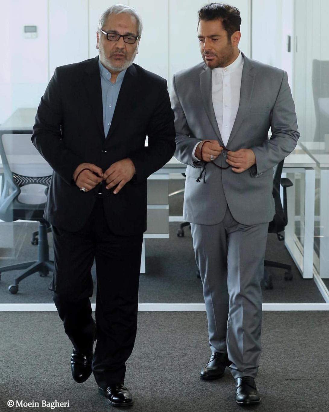 فیلم سینمایی رحمان 1400 با حضور مهران مدیری و محمدرضا گلزار