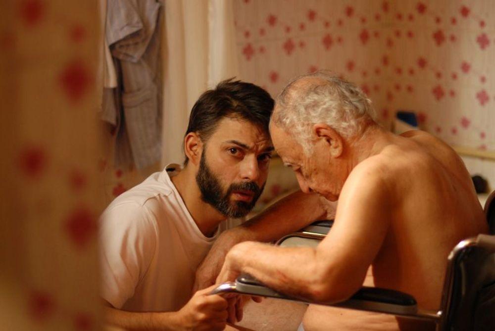 پیمان معادی در فیلم جدایی نادر از سیمین
