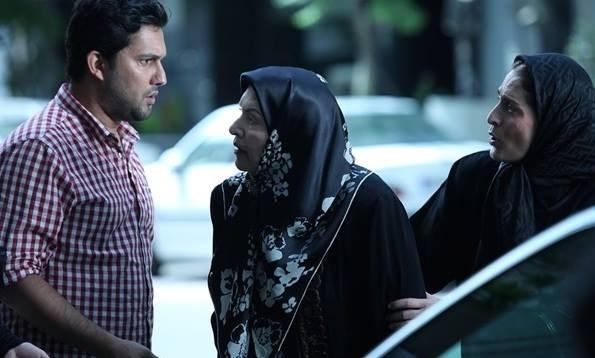 حامد بهداد و بهناز جعفری در فیلم خانه دختر