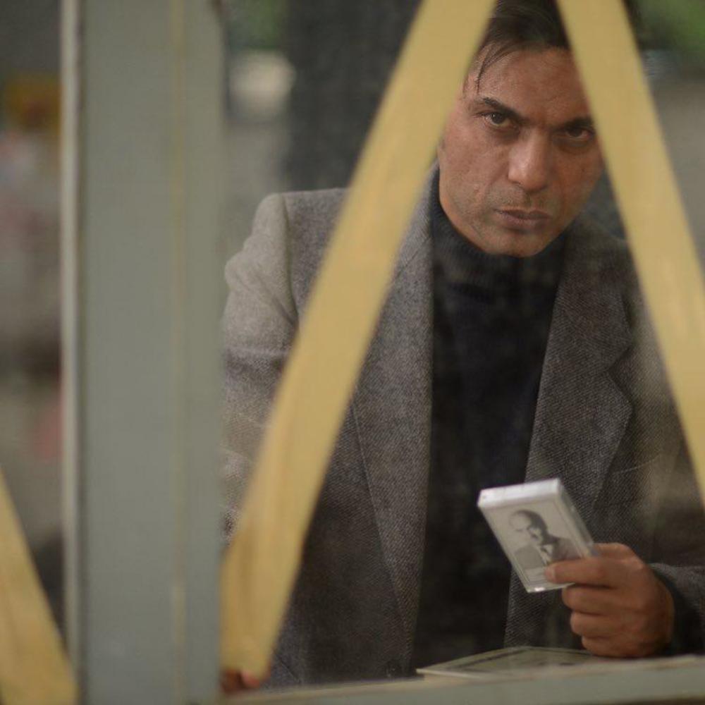 پیمان معادی در فیلم سینمایی بمب یک عاشقانه