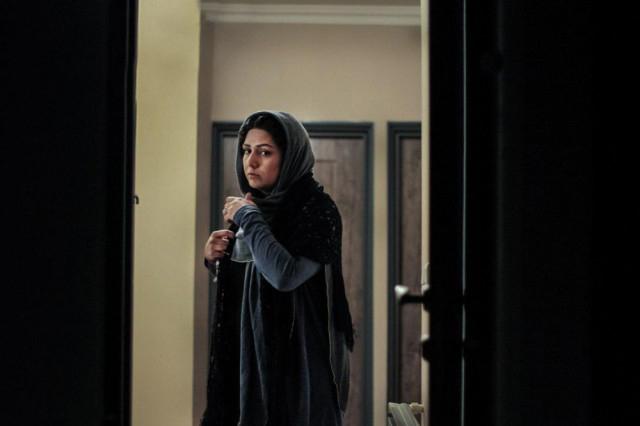 باران کوثری در فیلم شنل