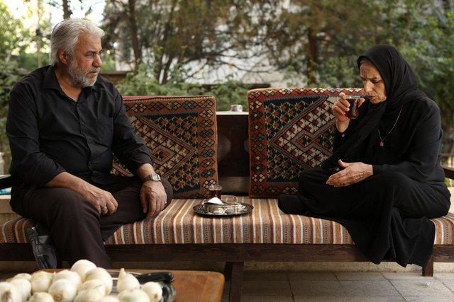 مریم بوبانی و محمد فیلی در سریال تلوزیونی هاتف