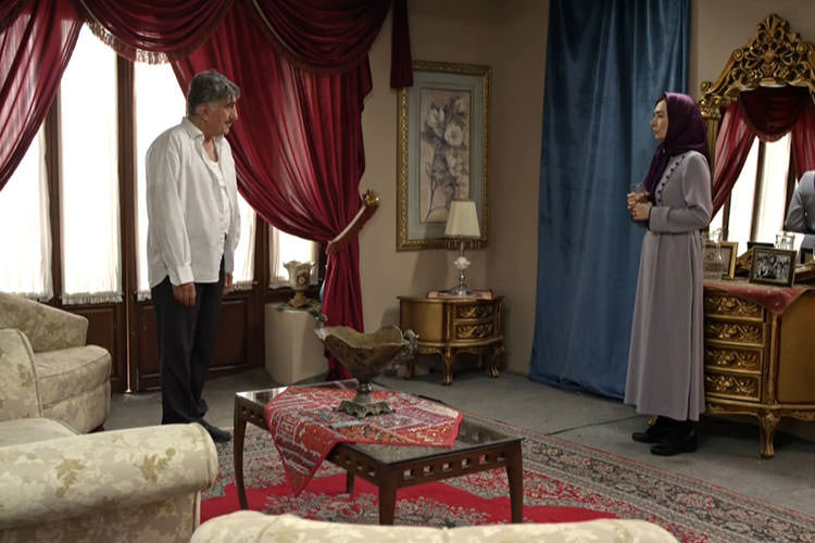 رضا کیانیان در سریال شهرزاد 2