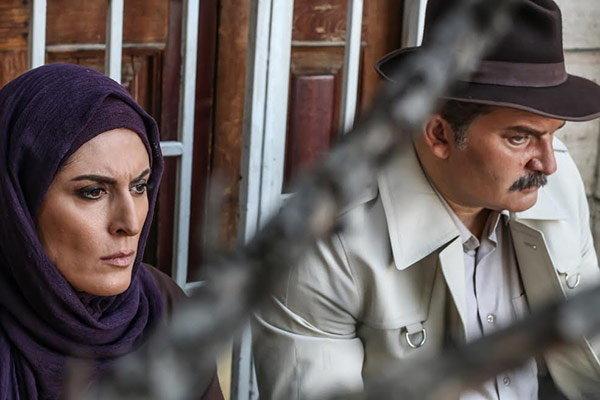 بهناز جعفری و مهدی سلطانی در سریال تلوزیونی زیر پای مادر
