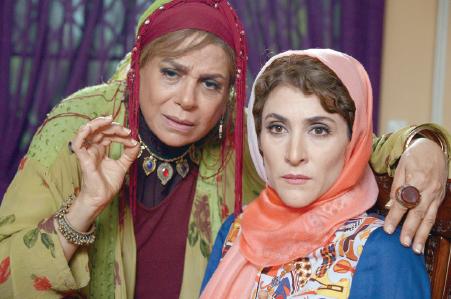 ویشکا آسایش در فیلم من و شارمین