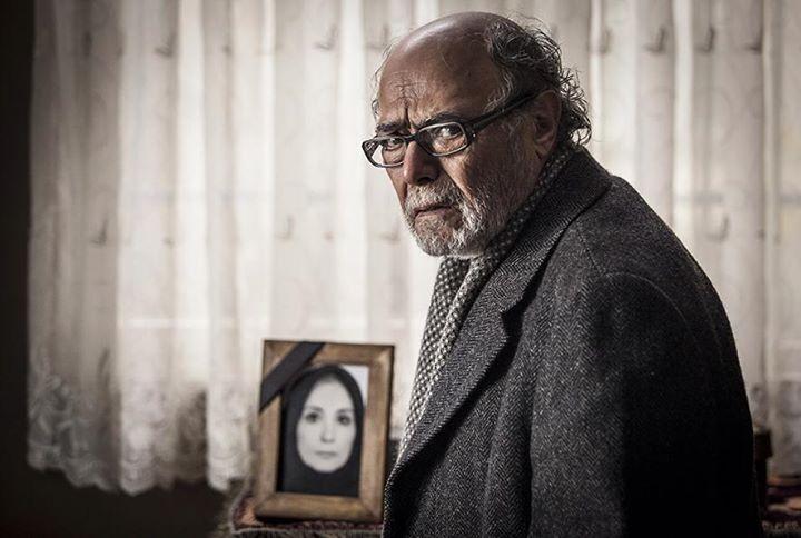 اکبر زنجان پور در فیلم پل خواب