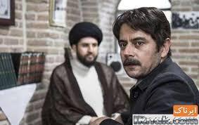رحیم نوروزی در صحنه سریال تلویزیونی خط تماس