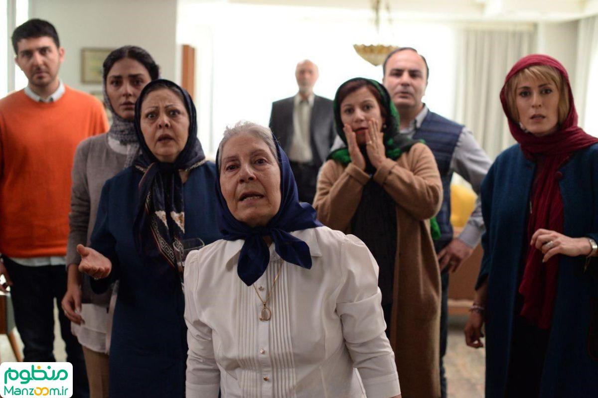 بهناز جعفری و لیلی رشیدی در فیلم سینمایی جاده قدیم