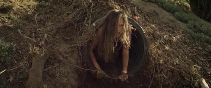 Bailey Noble در صحنه فیلم سینمایی Martyrs