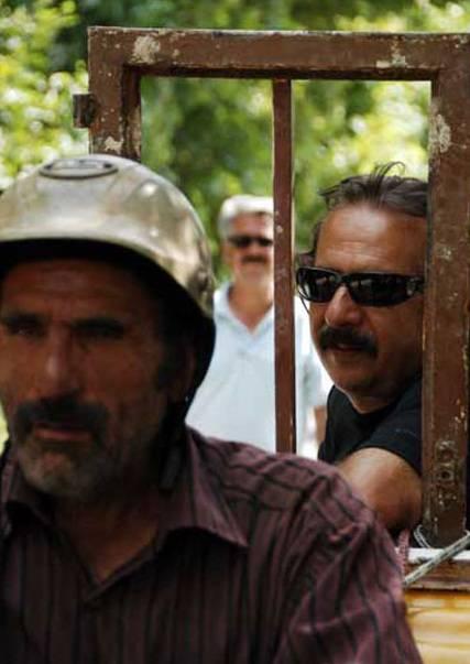 رضا ناجی در فیلم آواز گنجشکها