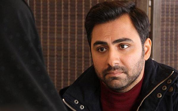 بابک انصاری در فیلم ماجان