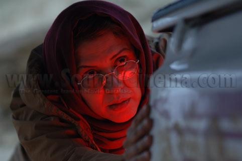 رویا تیموریان در فیلم زادبوم