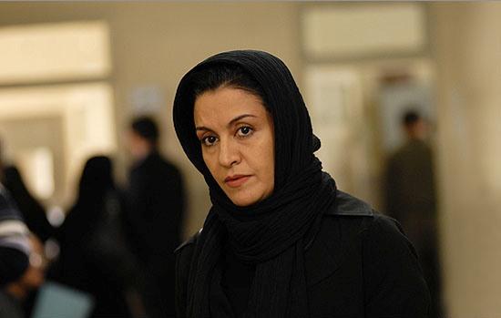 مریلا زارعی در فیلم سینمایی جدایی نادر از سیمین