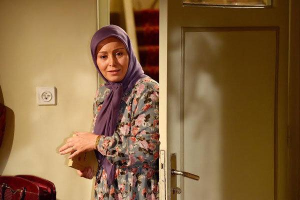 ژاله صامتی در سریال تلوزیونی نفس