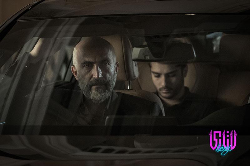 هادی حجازی فر در فیلم لاتاری