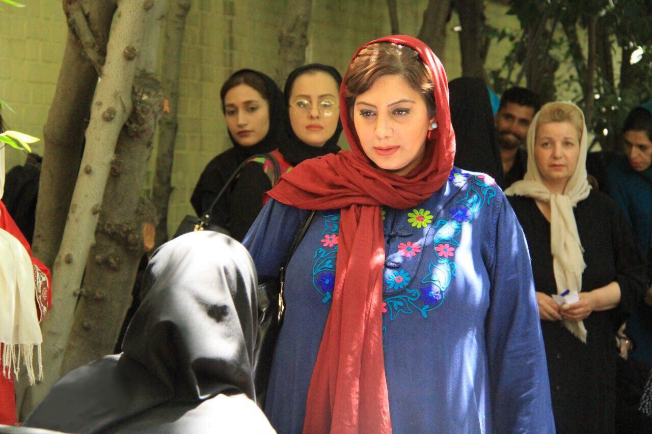 زهرا داوودنژاد در فیلم شماره 17 سهیلا