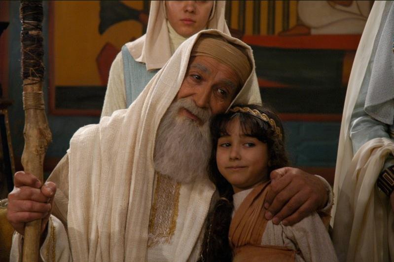 محمود پاکنیت در سریال یوسف پیامبر
