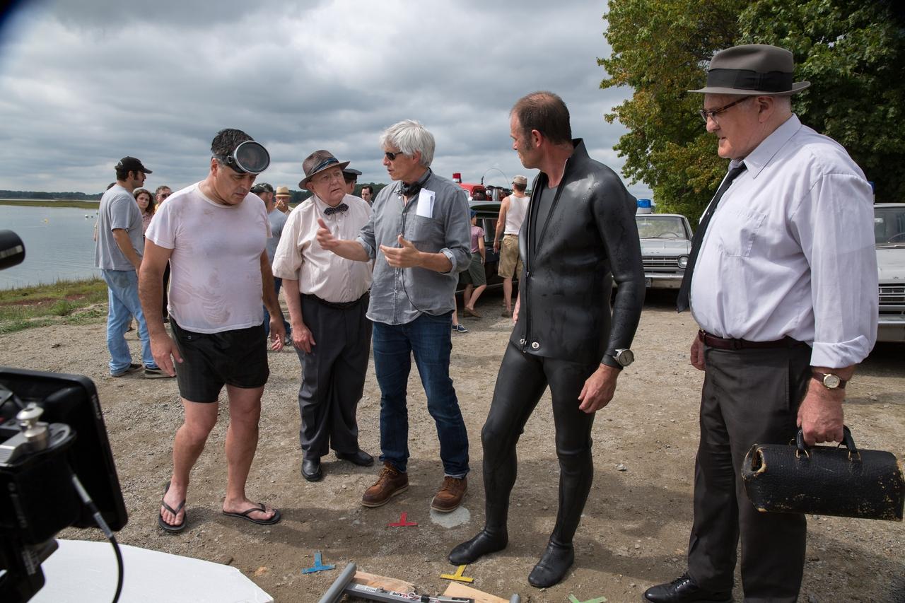 John Curran در صحنه فیلم سینمایی چاپاکوئیدیک