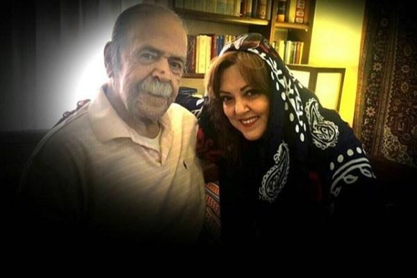تصویری شخصی از پرستو گلستانی، بازیگر سینما و تلویزیون