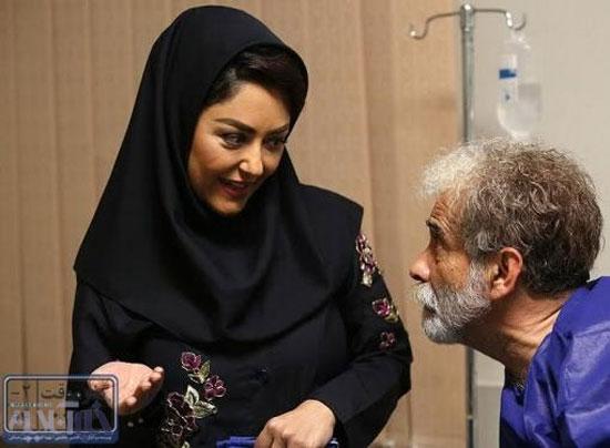 شقایق فراهانی در فیلم گذر موقت