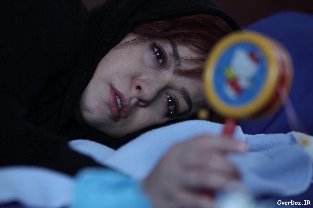 مهراوه شریفی نیا در فیلم سینمایی پرسه در حوالی من