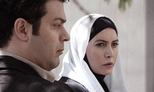 پژمان بازغی و فریبا نادری در سریال گمشدگان