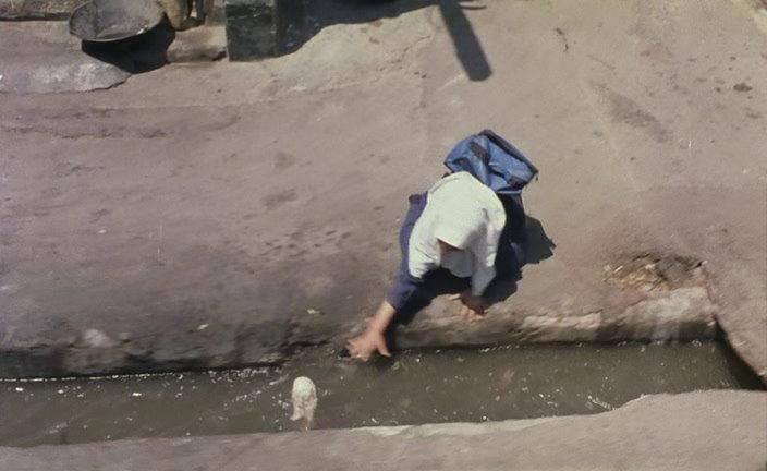 بهاره صدیقی در فیلم بچه های آسمان