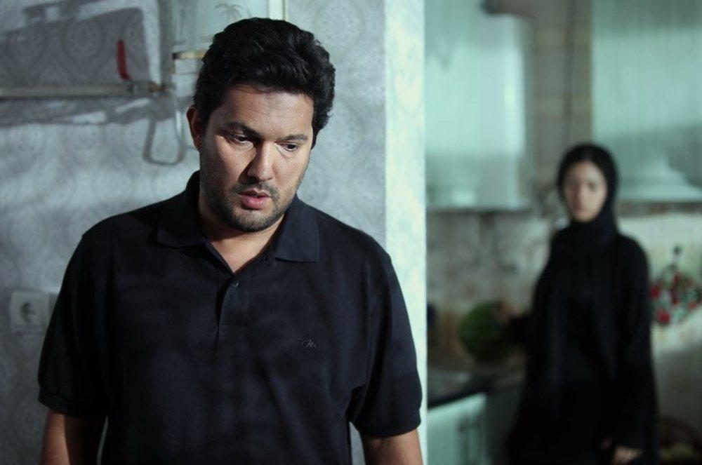 حامد بهداد در فیلم خانه دختر