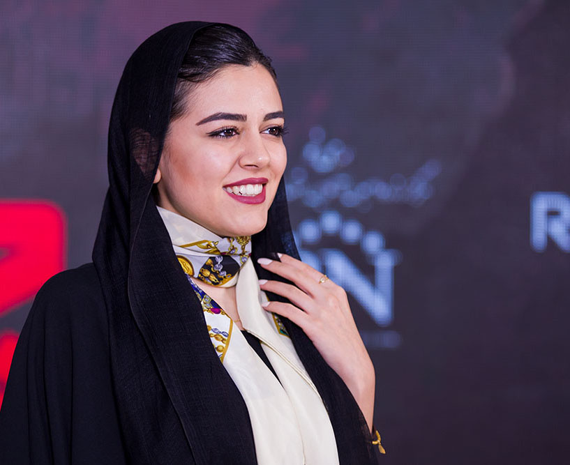 ماهور الوند در جشنواره فیلم سینمایی چهارراه استانبول