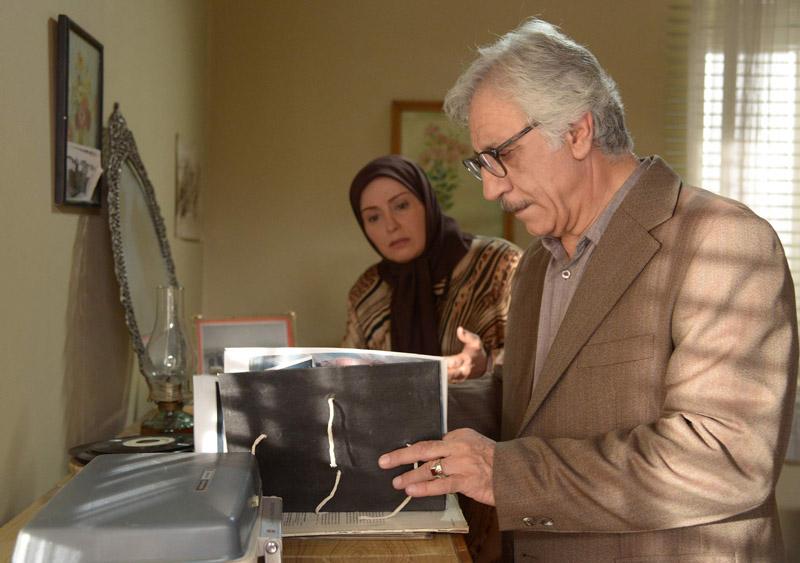 مسعود رایگان در سریال تلوزیونی نفس