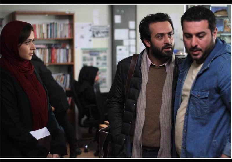 مصطفی زمانی و محسن کیایی در فیلم یک روز بخصوص
