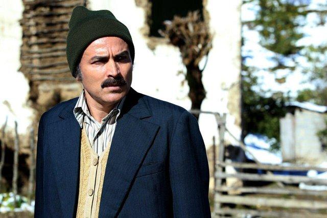 قربان نجفی در سریال تلوزیونی نفس